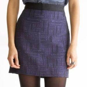 NWOT Banana Republic Texture Skirt (K2)